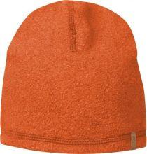 čepice FJÄLLRÄVEN - Lappland Fleece Hat (77326), fleecová, barva 210 - Safety Orange