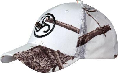 kšiltovka/čepice Sauer - Camo Cap Snow