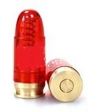 cvičný plastový náboj MegaLine r.9mm Luger (170/009P)