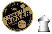 diabolo Příbram - Boxer 4,5mm 500ks