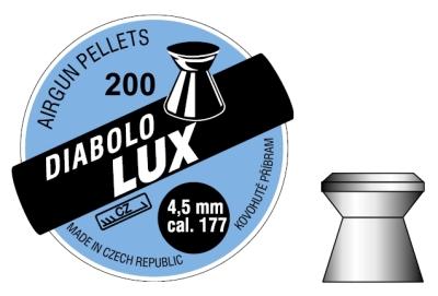 diabolo Příbram Lux 4,5mm 200ks