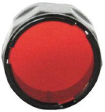 filtr na svítilny FENIX - červený, pro řadu TK