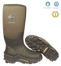 holinky MUCKBOOT - ARCTIC SPORT High Moss, zelené, vel. 37-49 (ASP-333AS)