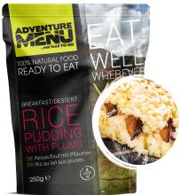 jídlo Adventure Menu - rýžový nákyp se švestkami, 200 g, samoohřev