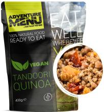 jídlo Adventure Menu - tandoori Quinoa, 400 g, samoohřev