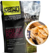 jídlo Adventure Menu - žemlovka s jablky a skořicí, 200 g, samoohřev