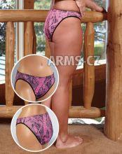 kalhotky Wilderness - NN Pink Pantie (602039)