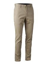 kalhoty DEERHUNTER - Casual Trousers, barva: 250 - Dark Sand (3999)
