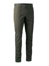 kalhoty DEERHUNTER - Casual Trousers, barva: 571 - Brown Leaf (3999)