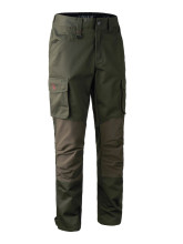kalhoty DEERHUNTER - Rogaland Stretch Trousers, barva: 3771 - Adventure Green (3771)