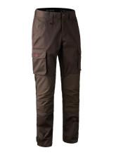 kalhoty DEERHUNTER - Rogaland Stretch Trousers, barva: 571 - Brown Leaf (3771)