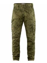 kalhoty FJÄLLRÄVEN - Barents Pro Hunting Trousers (90222), barva 626-662