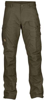 kalhoty Fjällräven - Vidda Pro Trousers Regular (81760R), barva 633-633/ Dark Olive - Dark Olive