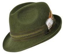 klobouk WERRA - (0901) Hynek, 100% vlněná plsť, vel. 53-60