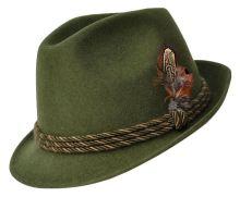 klobouk WERRA - (0903) Havel, 100% vlněná plsť, vel. 51-61
