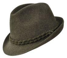 klobouk WERRA - (0904) Hugo, 100% vlněná plsť, vel. 53-61