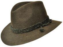 klobouk WERRA - (0907) Alan, 100% vlněná plsť, vel. 54-61