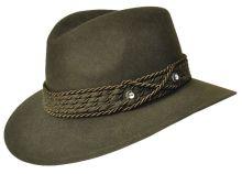 klobouk WERRA - (0910) Alex, 100% vlněná plsť, vel. 54-61