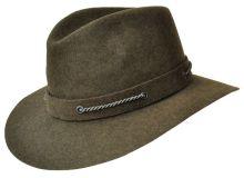 klobouk WERRA - (0912) Adam, 100% vlněná plsť, vel. 54-61