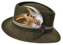 dámský klobouk WERRA - (0913) Dita, 100% vlněná plsť, vel. 54-57