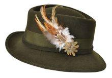 dámský klobouk WERRA - (0914) Darina, 100% vlněná plsť, vel. 54-57