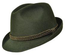 klobouk WERRA - (0918) Robby, 100% králičí srst, vel. 54-60