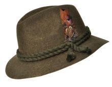klobouk WERRA - (0919) Arthur, 100% vlněná plsť, vel. 54-61