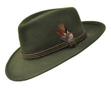 klobouk WERRA - (0933) Alfred, 100% bavlněná plsť, vel. 54-61