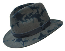 klobouk WERRA - (0936) Merlin Camouflage, 100% vlněná plsť, vel. 55-60