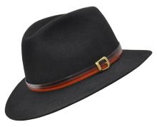 klobouk WERRA - (0940) Achym, 100% vlněná plsť, vel. 55-61