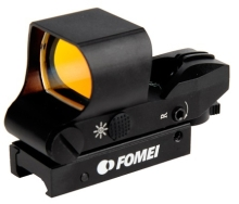 kolimátor Fomei 1x28x40 - na lištu 13-14 mm