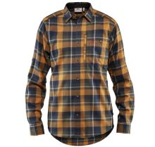 košile FJÄLLRÄVEN - Fjällglim Shirt (81380), trekingová, barva 662, vel. S-XXXL