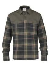 košile FJÄLLRÄVEN - Granit Shirt (90339), teplá silná, barva 246 Tarmac