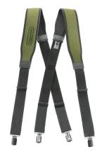 kšandy NIGGELOH - LUX, s neoprenem, zelené (0211 00070)