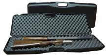 kufr Negriny 1604 SEC na rozloženou zbraň, černý plast, molitan