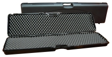 kufr NEGRINI - 1640 SEC, na dlouhou zbraň s optikou, černý plast, molitan