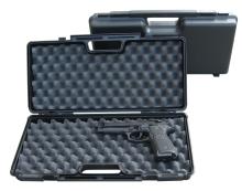 kufr Negrini  - 2016 SEC, na pistoli s příslušenstvím, černý plast, molitan