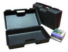 kufr Negrini - 20200 SEC, na brokové náboje, černý plast
