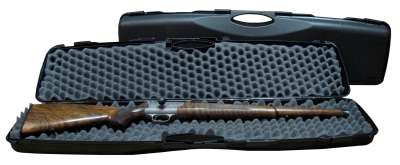 kufr Nergrini - 1642 SEC na malou celou zbraň, černý plast, molitan