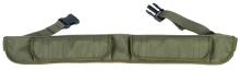 lovecký pás brokový DASTA - 306-3 * s chlopněmi, textilní