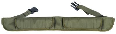 Lovecký pás brokový Dasta * 306-3 * s chlopněmi, textilní