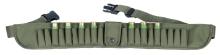 lovecký pás kulobrokový DASTA - 306-2, otevřený, textilní