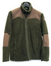 mikina LE CHAMEAU - Russy Fleece, 0439 - Bronze (LCV1461)