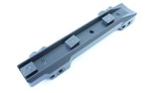 montáž MAK quick - 1-dílná rychloupínací montáž, pro Zeiss, na S 303 (5072-45133)
