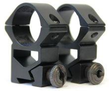 montáž REX - (8108) hliníková s podhledem (25mm) - 2dílná, 11-12mm rybina