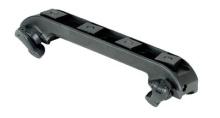 montáž SAUER ISI pro S 303, 1dílná, pro puškohledy Swarovski Rail - SR šína