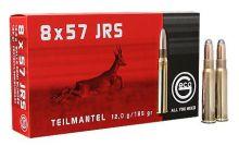 náboj GECO - 8x57 JS *TM 12,0g. (poloplášť)