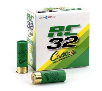 náboj RC 12x70 velikost broku 3,7mm - 32g