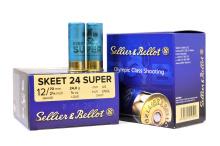 náboj SB 12x70-2,0mm SKEET 24g Super