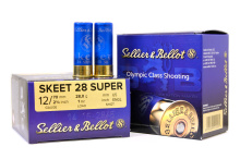 náboj SB 12x70-2,0mm SKEET 28g Super